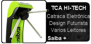 Catraca TCA HI-TECH